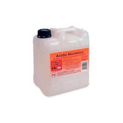 Acido Muriatico 5 Lt