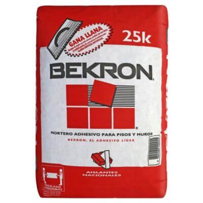 Adhesivo en polvo para Cerámica saco 25 Kilos