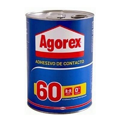 Adhesivo de Contacto Agorex 60 Tarro 240CC