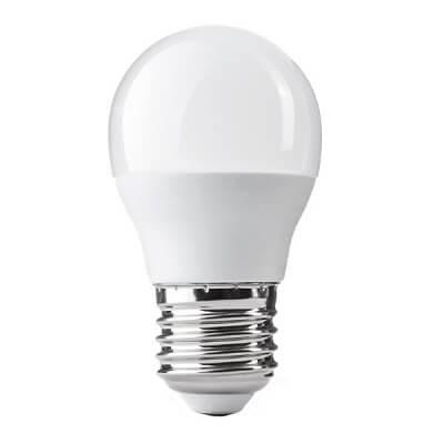 Ampolleta LED Bola luz cálida