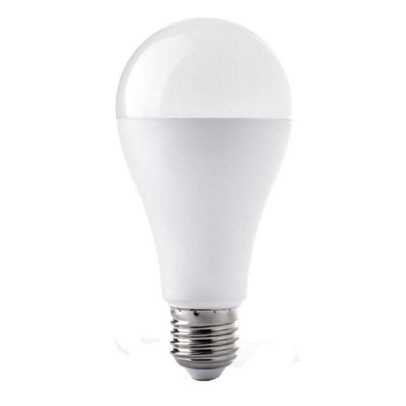 Ampolleta Led Bola Luz Calida A65 15W 3000K