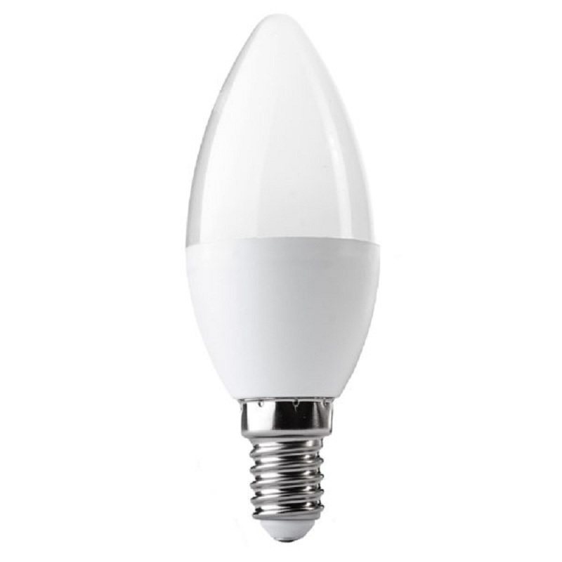 Ampolleta Led Vela 5W 3000K E14