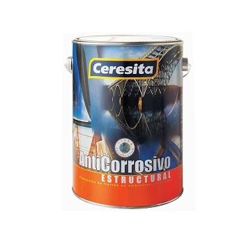 Anticorrosivo Estructural Negro 1/4 GL