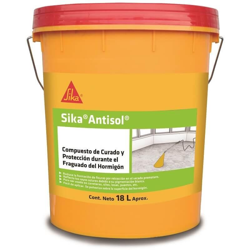 Antisol Tineta 18 Litros