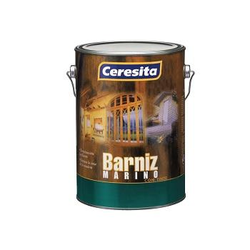 Barniz Marino Con Tinte 1 GL Nogal