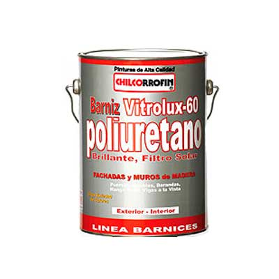 Barniz Vitrolux 60 Brillante 1GL Natural