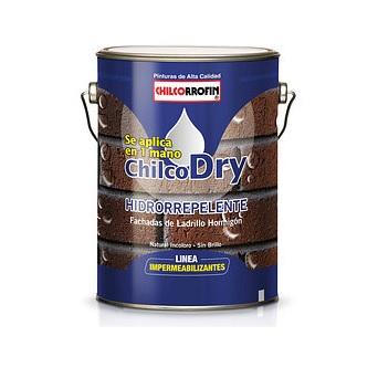 Chilcodry Hidro-Repelente 1 GL Transparente