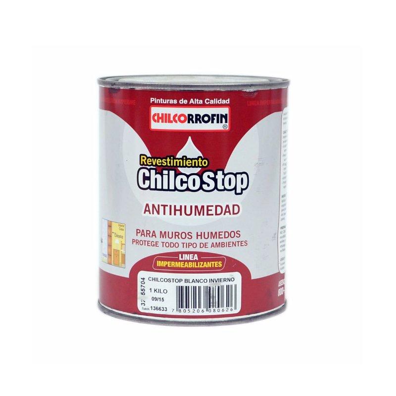 Impermeabilizante chilco-stop blanco invierno 1 kg