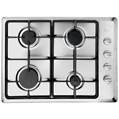 Cocina Encimera 4 quemadores Modelo HLX 50 Gas Butano