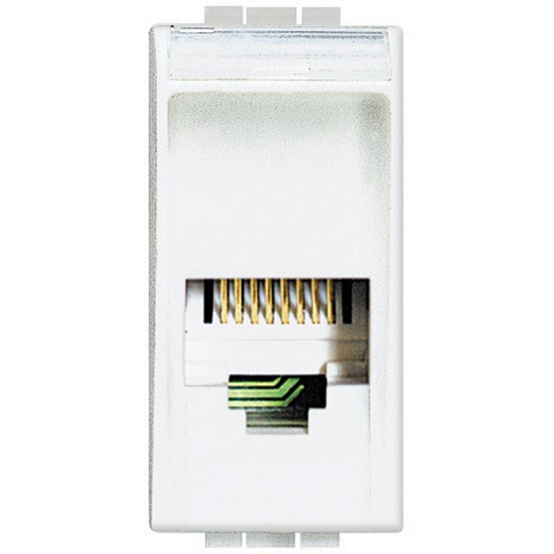 Conector 2 pares RJ11 Light