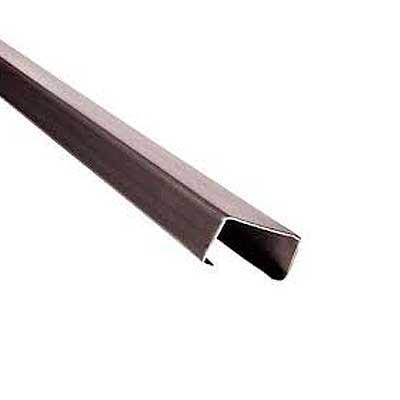Perfil Costanera Tira 80x40x15x3.0mm