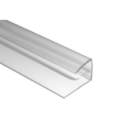 Cubrezócalo 8-10mm x 2,10m Transparente