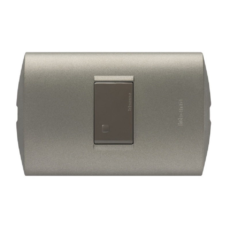 Interruptor 9/12 10A 250V STYLE  Mink/Terra