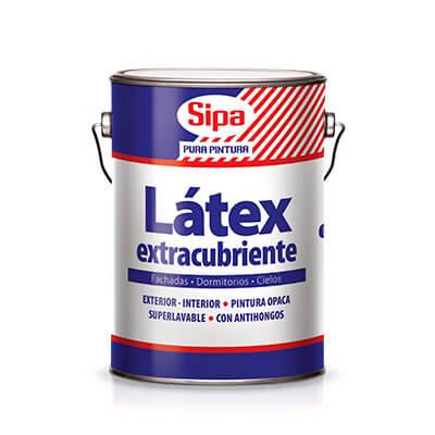 Latex Extra Cubriente 1GL Blanco