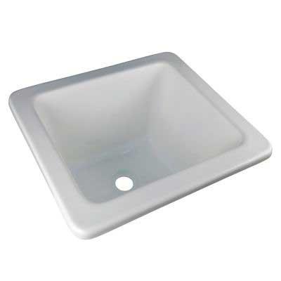 Lavarropa Plástico Mini 43x50cm Blanco