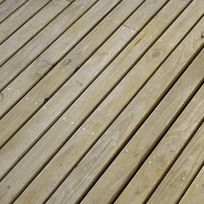 Madera Para Piso De Terraza Deck 1 1 2x4x3 20