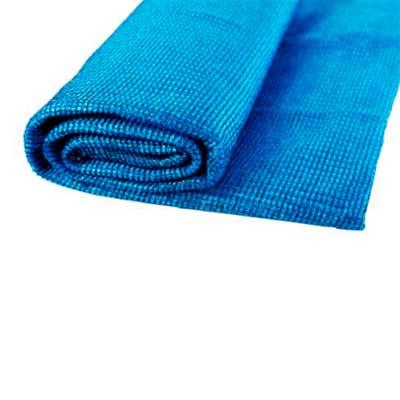Malla Raschel Sombra 80% 2.10mt Azul (por metro lineal)