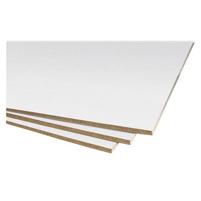 Melamina Aglomerado 18mm 1.83x2.50mt Blanco