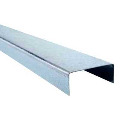 Metalcon U 62x25x0.85 Tira 3.0mt 4037