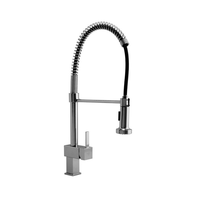 Monomando Lavaplatos con ducha extensible domiciliario