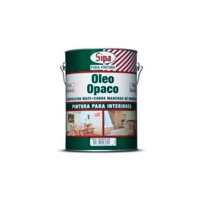 Oleo Opaco 1GL Blanco