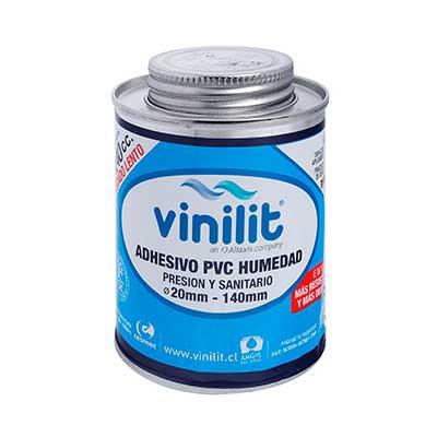 Adhesivo para PVC Humedad Lata 240cc Con Pincel