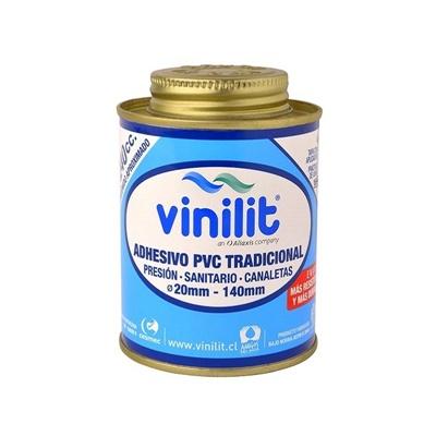 Adhesivo para PVC Tradicional Lata 240cc Con Pincel