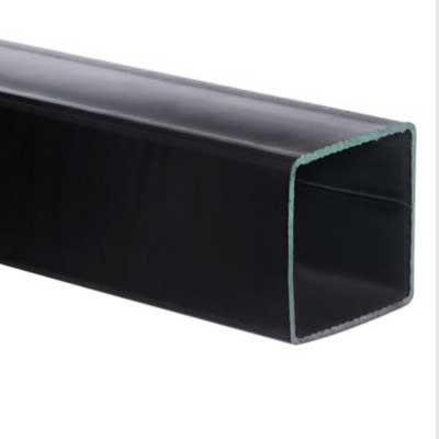 Perfil Cuadrado 75x2.0mm