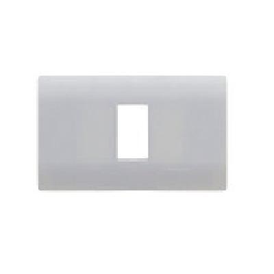 Placa Genesis 1 modulo Blanco