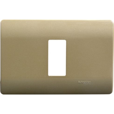 Placa Genesis 1 modulo Dorado