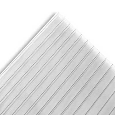 Plancha Policarbonato Alveolar Opalina 4mm 2.10x5.80 metros