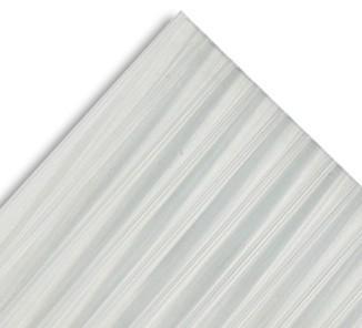 Plancha Policarbonato Alveolar Opalina 6mm 2.10x5.80 metros
