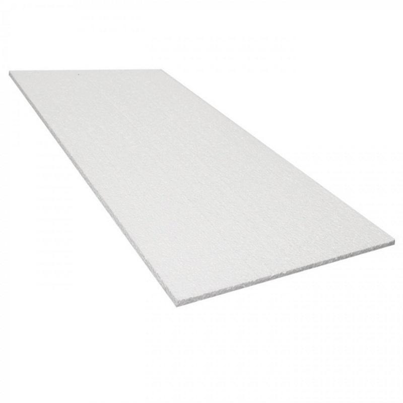 Plancha de Poliestireno Expandido 1000x500x010mm