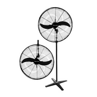 "Ventilador Industrial Mural/Pedestal Oscilante Combi 30"" Modelo DF750-T"
