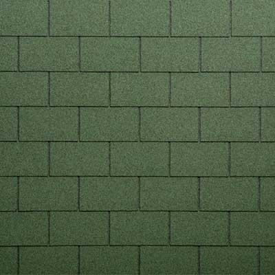 Teja Asfáltica Celtic Top Shingle Green (paquete de 3.1mt2)