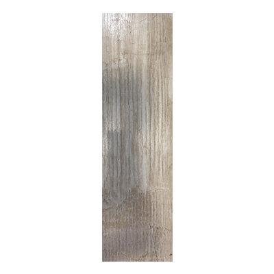 Cerámica Muro 20x60cm (caja 1,44 mt2) Canela Ceniza