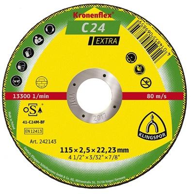 Disco Corte Piedra 115X2,5X22,23mm C24 Extra