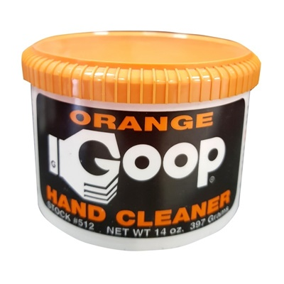 Limpiador de Manos 14 OZ Aroma Naranja