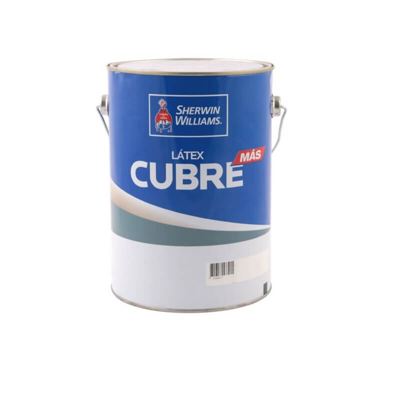 Latex Cubre Mas 1 Gl Ocre