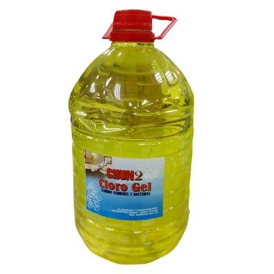 Cloro Gel 5 LT