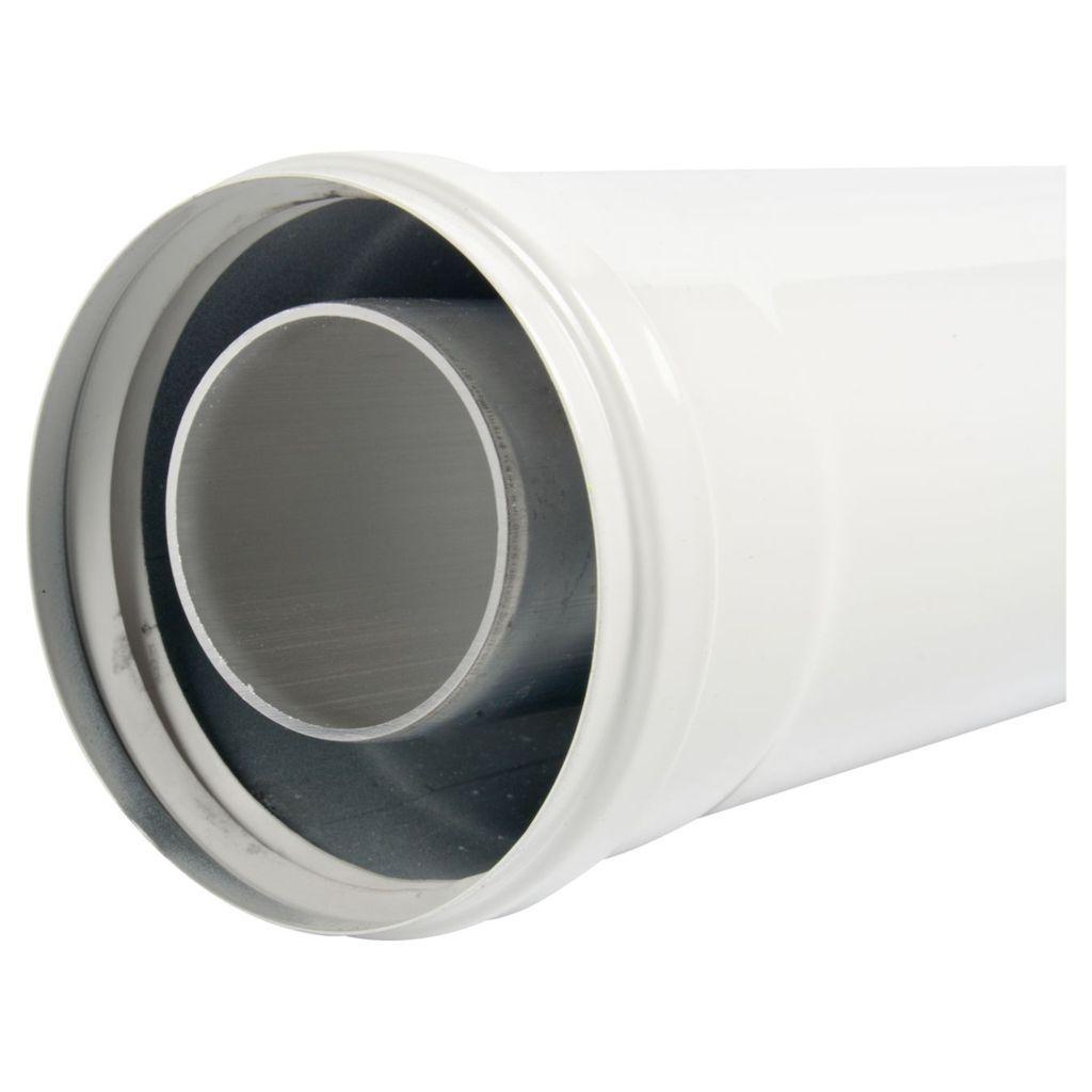 Prolongación Calefont / Caldera Cámara Estanca 400mm AZ363