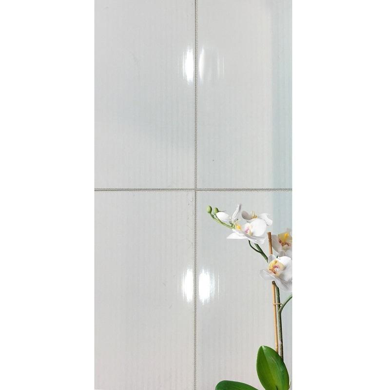 Cerámica Muro 34x60 cm (caja 1,43 mt2) Gloss White