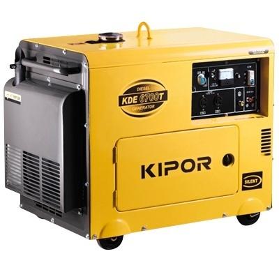 Generador Diesel 5.0KVA-6700T
