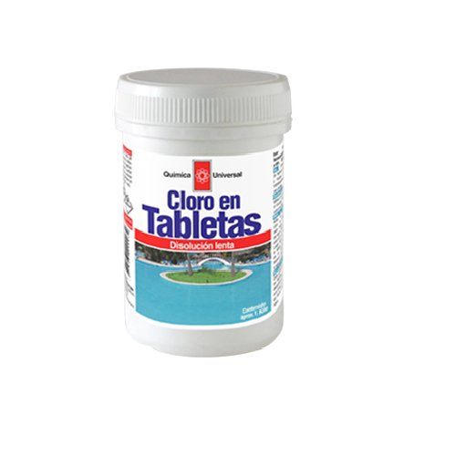 Cloro Tabletas 1kg